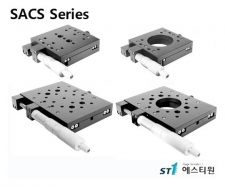 [SACS Series] Crossed-Roller Bearing Translation Stage