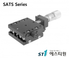 [SATS-02A,05A,05B] Miniature Translation Stage