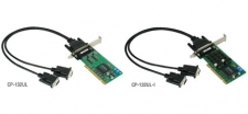 CP-132UL-DB9M 2-port RS-422/485 Universal PCI serial isolation