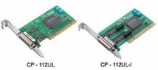 CP-112UL-DB9M 2-port RS-232/422/485 Universal PCI serial boards