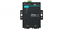 NPort 5210A   2-port RS-232/422/485 serial device servers
