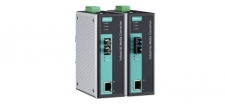 IMC-101-S-SC Industrial Ethernet-to-fiber media converters