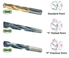 초경 쿨란트드릴 Solid Carbide Coolant Drill
