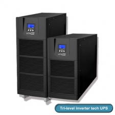 UPS (무정전전원장치)_Online UPS Queen Star Plus Series 6K - 10KVA