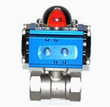 스크류 볼 밸브 screw ball valve RD40 / RD50