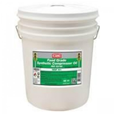 식품공장용 콤프레셔 합성 오일 CRC Food Grade Synthetic Compressor Oil-5 gal