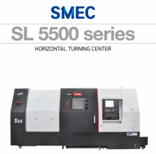 SL 5500 series HORIZONTAL TURNING CENTER