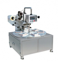 로타리용기포장기 ROTARY CUP SEALING MACHINE