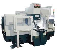 CNC Double Sided Milling Machine YOU JI DSM-480