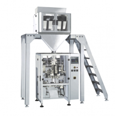 Linear타입 계량기 수직포장라인 - Linear Weigher Vertical Packing Line SW-PL4