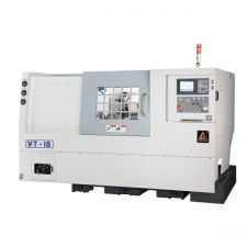 High Precision CNC Turning Center 초정밀 CNC 터닝센터/선반 - VIPER VT-18L