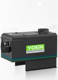Oil Mist Collector (오일 미스트 콜렉터) YOMA-N Series