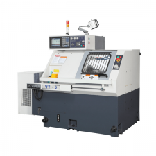 High Precision CNC Turning Center 초정밀 소형 CNC 터닝센터/선반 - VIPER VT-8