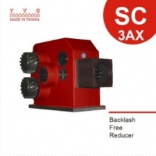 Backlash Free Reducer 백래쉬-차단 감속기 - SC-3AX Series