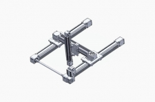 [디엠테크놀러지] Gantry / 3-AXIS H-TYPE LINEAR MODULES