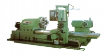 Heavy Duty CNC Roll Lathe