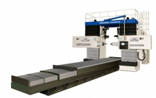 CNC Duplex Head Boring Machine