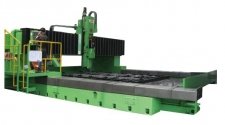 Tube Sheet Condenser CNC Drilling Machine