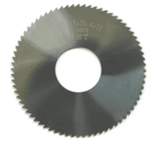SOLID SLITTING SAW / 메탈 톱날