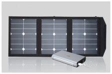 휴대용 태양광 발전기 / Portable Solar Power Generation System