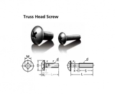 Truss Head Screw