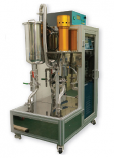 연속식 초음파 분산 시스템 Ultrasonic Liquid Processor with Continuous Flow System