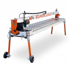 대형 브릿지 타일쏘 / 타일 톱 Oversize tile bridge saw - EXTRA 3300S SUPERLUNGA