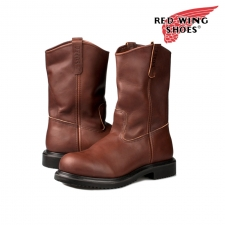 레드윙 안전화 Red Wing 2231 Mens 11 inch PullOn Boot Brown