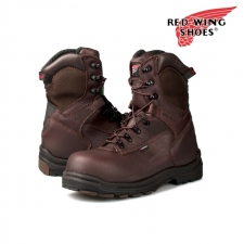 레드윙 방수 방한 안전화,Red Wing 3548 Mens 9 inch Boot Brown shoes