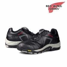 레드윙 안전화, Red Wing 6640 Men\'s Althletic shoes Black