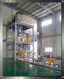 자동계량설비, Powder Packing System