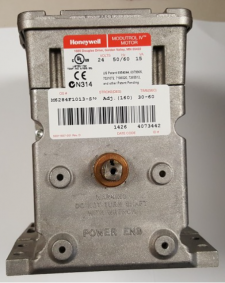 Honeywell on-off modutrol motor M6284, 6294