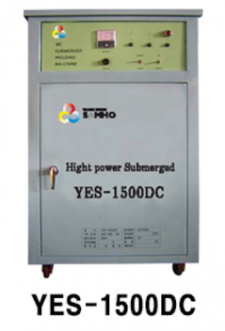 DC아크용접기 YES-1500DC/2000DC SUBMERGED WELDING MACHINE