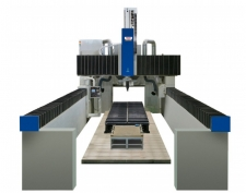 CNC 5-Axis Modeling Machine