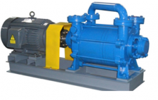 진공펌프, 펌프, DWP WATER RING VACUUM PUMP