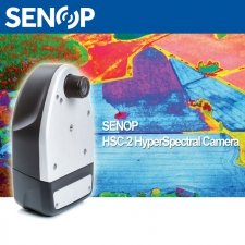 VNIR 초분광카메라, SENOP HSC-2 Hyperspectral camera